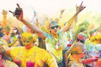 Красочный салют в финале – взрыв счастья.