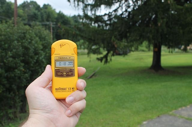 На 15 земельных участках Ухты отмечается превышение уровня естественного радиационного фона.