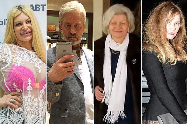 Элина Ромасенко, Борис Борк, Екатерина Терешкович, Анна Делви.