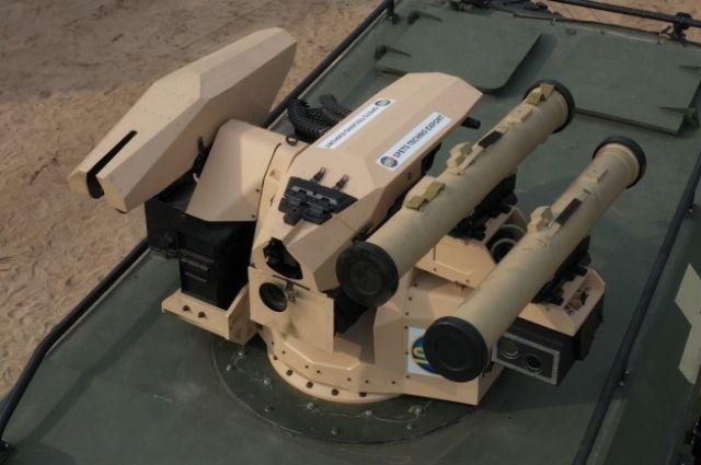 Украинско-турецкий боевой модуль Serdar прошел испытания, - Укроборонпром
