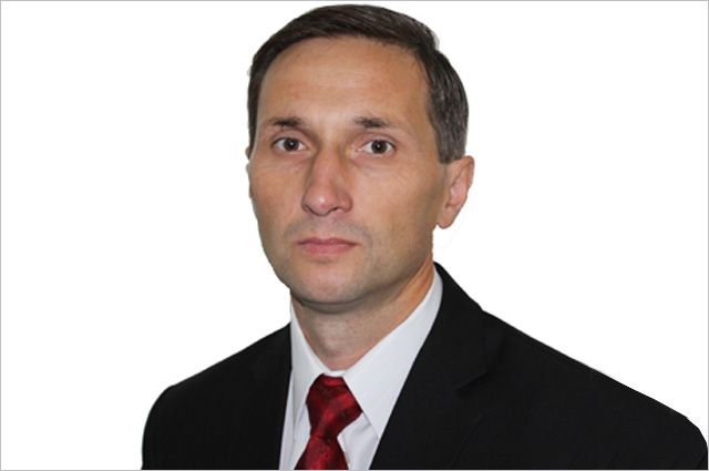 Сергей Погодин, директор школы № 4 г. Нелидово Тверской обл.