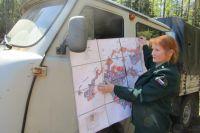 Десять тысяч гектаров леса – «рабочее место» помощника лесничего Светлана Семёнова.