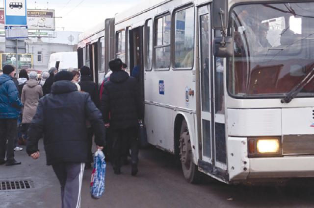 В этом году проверку пройдут и новые автобусы.