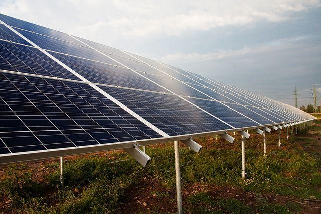 В Оренбуржье открылась одиннадцатая  солнечная электростанция