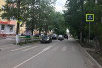 Авария произошла на улице Механошина.