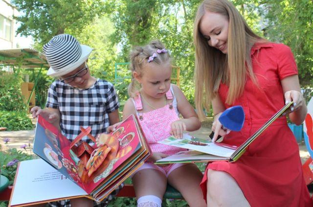 1 июня стало праздником для ребят из школы №1 г. Волгограда.