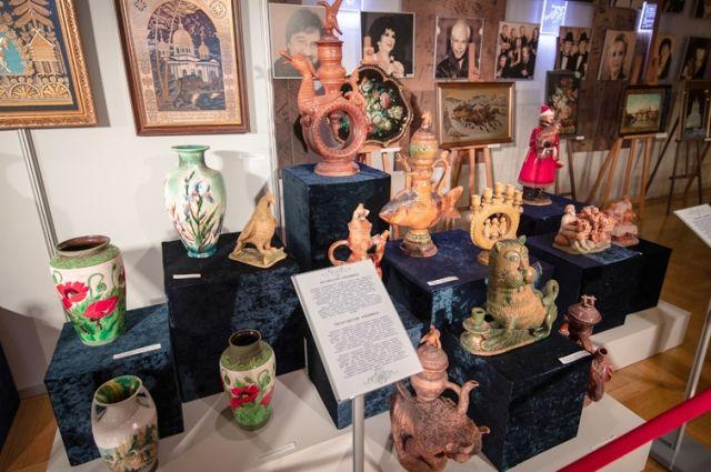 На выставке представят работы умельцев из 35 регионов РФ.