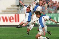 Игроки сборной России-1999.
