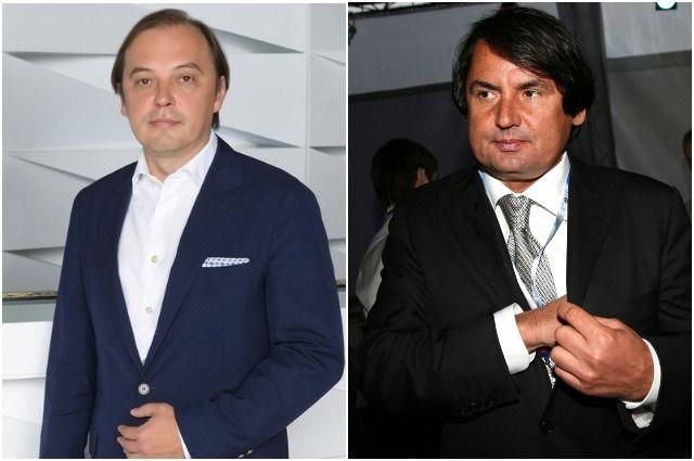Александр Мчетин и Рустам Тарико входят в топ-з водочников России.