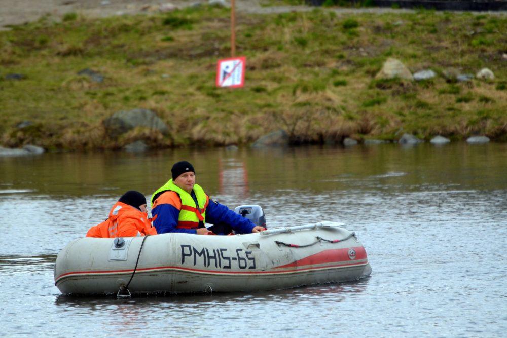 Спасатели всегда готовы были прийти на помощь!