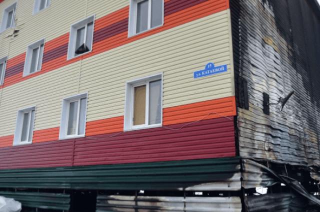 Губернатор Ямала отметил сплоченность гыданцев при ликвидации пожара