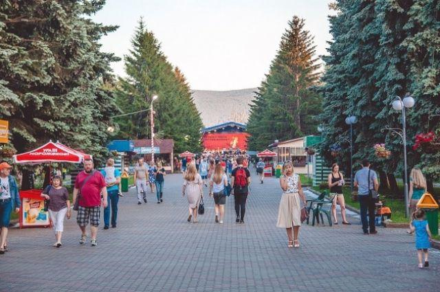 В администрации Красноярска считают, что парк не отвечает запросам времени и морально устарел
