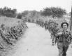 Британские солдаты во Франции. 50-я дивизия Великобритании.