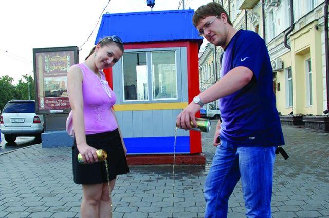 Всё больше молодых людей сегодня сознательно отказываются от употребления алкоголя.