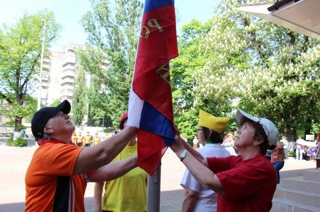 10 июня пройдёт спартакиада калининградцев пожилого возраста и инвалидов