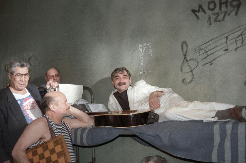 «Аферы, музыка и любовь» (1977) — Кеша.