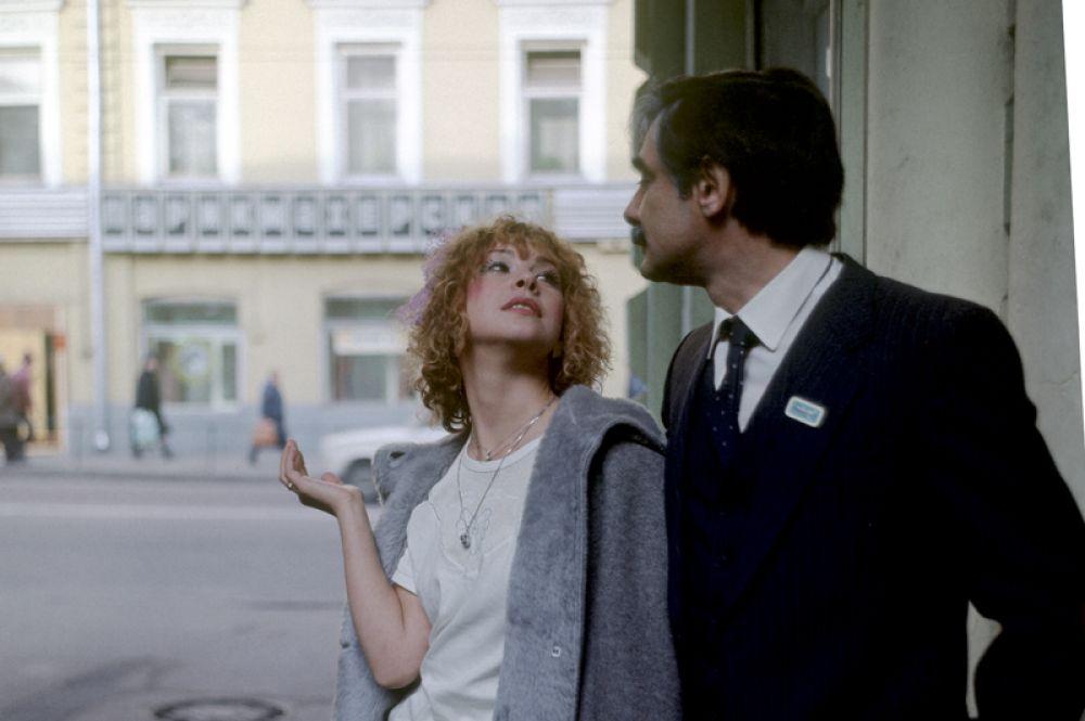 «Забытая мелодия для флейты» (1988) — актер Саша.