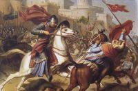 Захват Иерусалима крестоносцами.