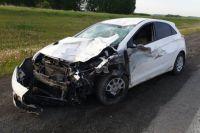 Авария произошла около 03:30 часов 6 июня.