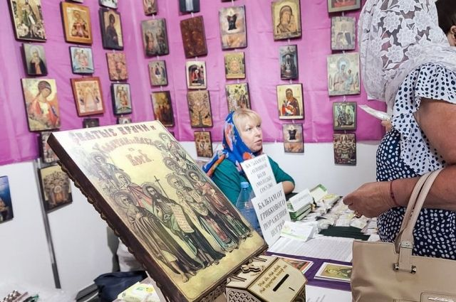 «Сибири православной» представлены более 200 храмов и монастырей мира.
