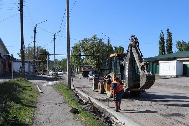 В городе будут ремонтировать 12 дорог