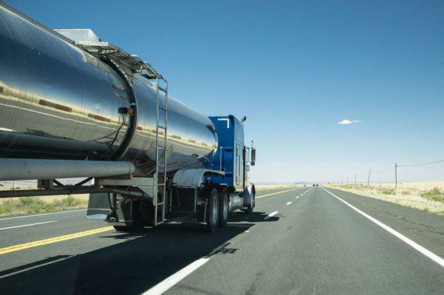 В регионе вводят особый режим движения для грузовиков