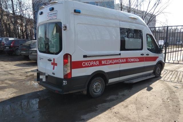 В Ижевске водитель иномарки сбил двоих велосипедистов