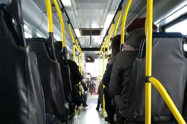 Два новых автобуса выйдут на улицы Ижевска в день города