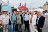 Тюменцы представили региональную литературу на фестивале в Москве