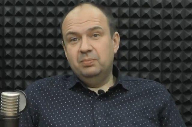 Главврач Центра планирования семьи и репродукции Олег Латышкевич.