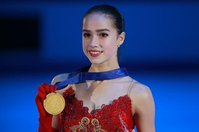 Алина примет участие в ледовом шоу в Японии.