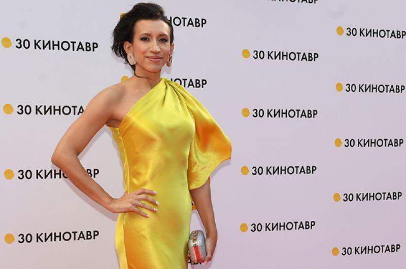 Актриса Елена Борщева.