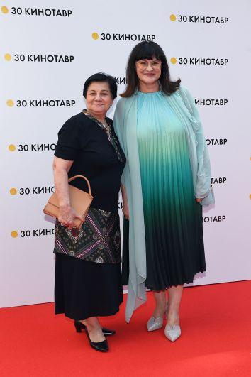 Программный директор фестиваля «Кинотавр» Ситора Алиева.