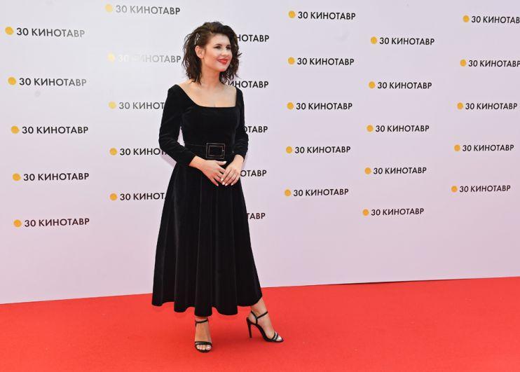 Актриса Анна Цуканова-Котт.