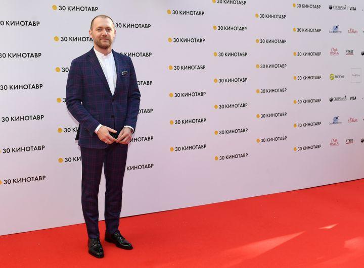 Актёр Денис Шведов.