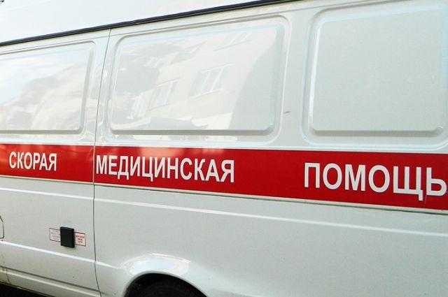 На место ДТП приехали три бригады скорой помощи.