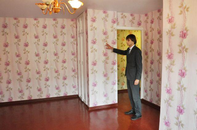Новые квартиры хорошо отремонтированы.
