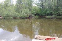 Инфекция передается при купании в грязных водоемах.
