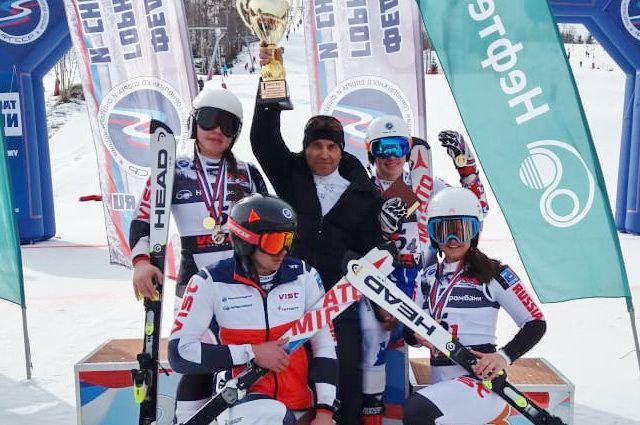 Камчатские спортсмены завоевали четыре золота.
