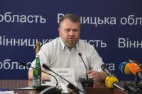 Первый заместитель председателя Винницкой облгосадминистрации Андрей Гижко.