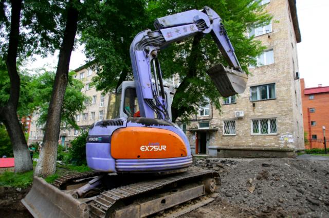 Число отремонтированных дворов увеличивается год от года, за последние пять лет благоустроительные работы проведены на 1 400 объекта.