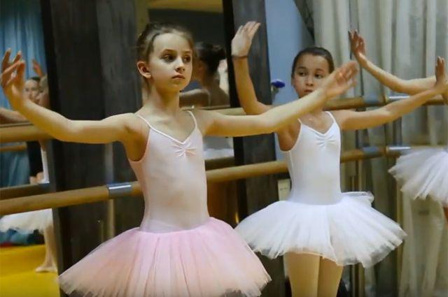 Детский театр балета «Эльф» в клубе «Копилка».