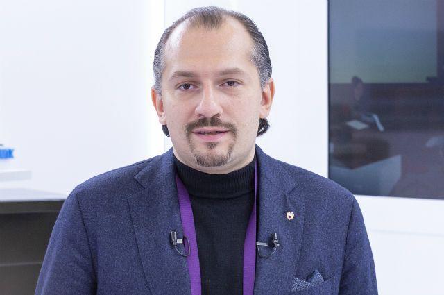 Президент ассоциации IPChain Андрей Кричевский.
