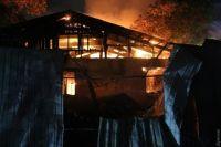 В Одессе произошел пожар в психиатрической больнице, в ходе которого погибли четыре человека, трое госпитализировано.