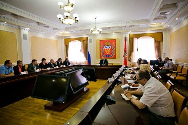 В Оренбурге вновь обсудили ситуацию на АО «МК «ОРМЕТО-ЮУМЗ».