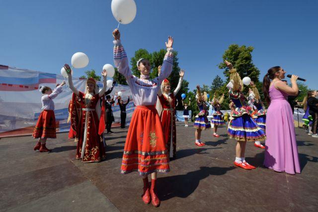 Жителей и гостей города ждёт насыщенная праздничная программа.
