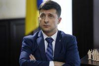Зеленский выступил в Конституционном суде и сразу покинул зал