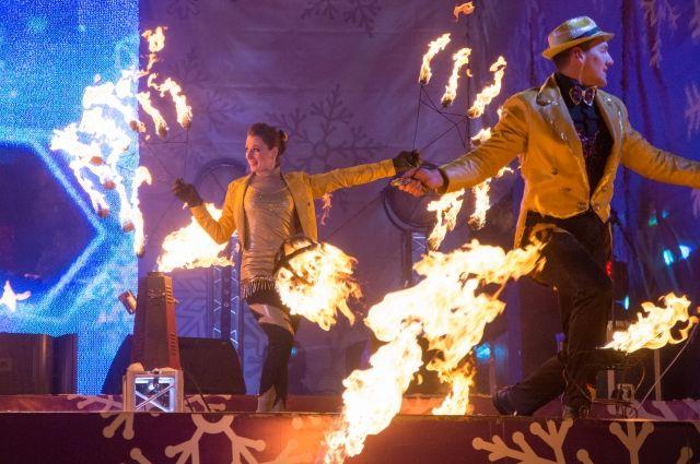 На тюменском этнофестивале проведут огненные шоу и праздник красок Холи