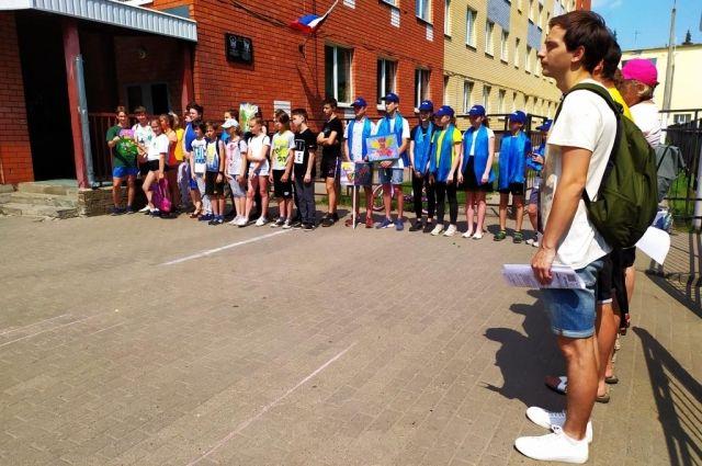 Активное лето: новосибирские школьники сдадут нормативы ГТО