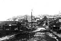Улица Усольская (ныне Сочинская) в XIX веке.